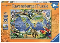 World of Wildlife XXL Puzzel (300 stukjes)-1