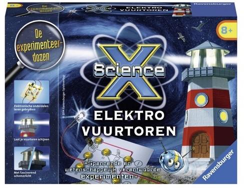 ScienceX Elektro Vuurtoren