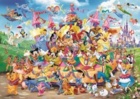 Disney Carnival Puzzel-2
