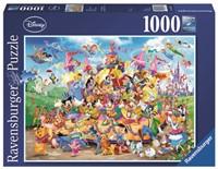 Disney Carnival Puzzel