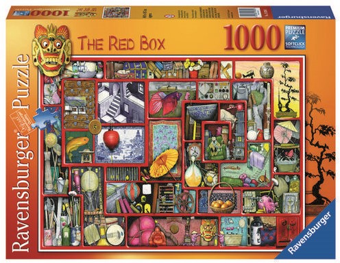 The Red Box Puzzel