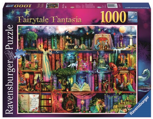 Fairytale Fantasia Puzzel