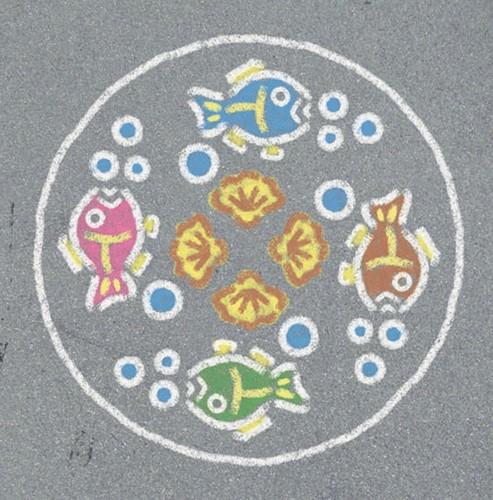 Outdoor Mandala-Designer Happy Ocean-3