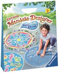 Outdoor Mandala-Designer Happy Ocean