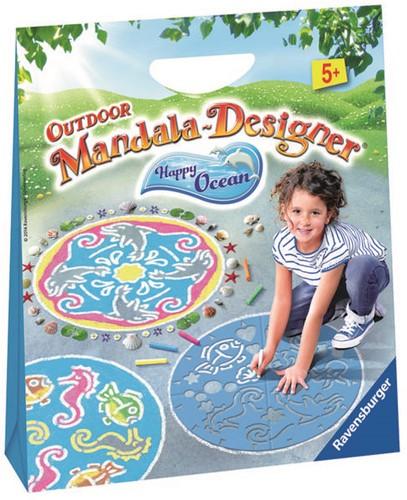 Outdoor Mandala-Designer Happy Ocean-1
