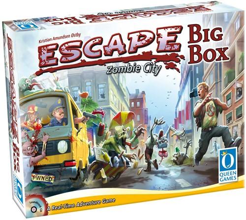 Escape - Zombie City Big Box-1