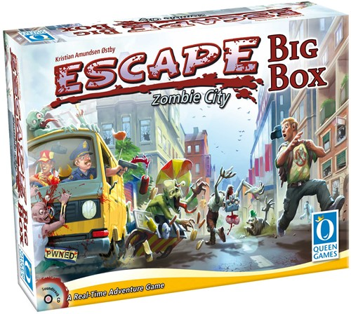 Escape - Zombie City Big Box