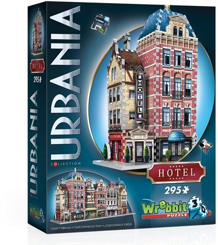 Wrebbit 3D Puzzle - Urbania Hotel (295)