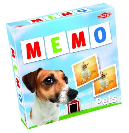Huisdieren Memo