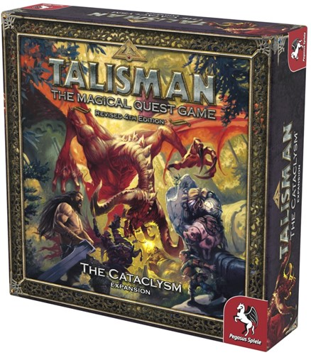 Talisman Revised 4th edition - The Cataclysm