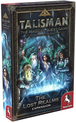 Talisman Revised 4th Edition - The Lost Realms