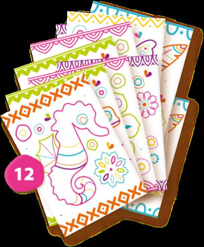 SES - Doodle Inkleurkaarten-2