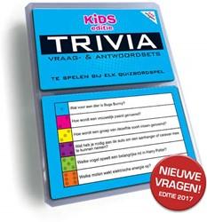 Trivia Vraag & Antwoordset - Kids Editie