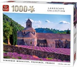 Senanque Monastry Puzzel (1000 stukjes)