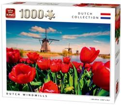 Dutch Windmills Puzzel (1000 stukjes)