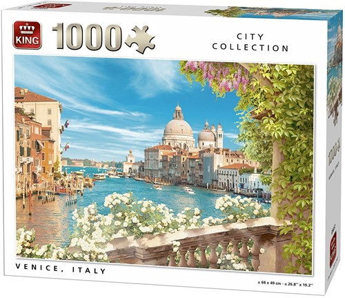 Venice Italy Puzzel (1000 Stukjes)