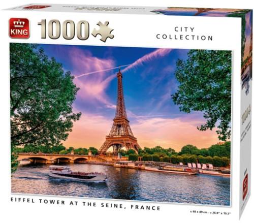 Eiffeltoren Puzzel (1000 stukjes)