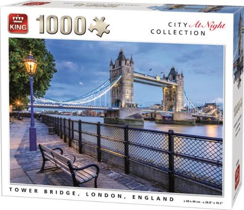 Tower Bridge London Puzzel (1000 stukjes)