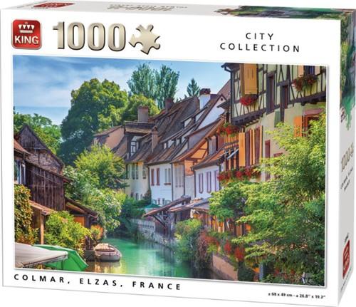 Colmar, Elzas Puzzel (1000 stukjes)