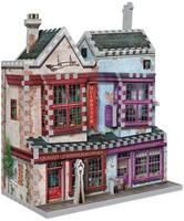 Wrebbit 3D Puzzel - Harry Potter Quality Quidditch Supplies & Slug & Jiggers-2
