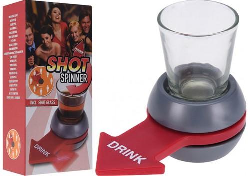 Shot Spinner - Drankspel