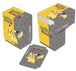 Pokemon Deckbox - Pikachu