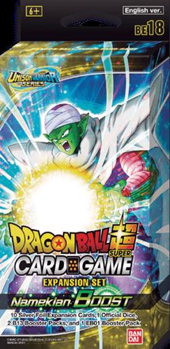 Dragon Ball Super - Namekian Boost Expansion