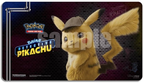 Pokemon Detective Pikachu - Playmat