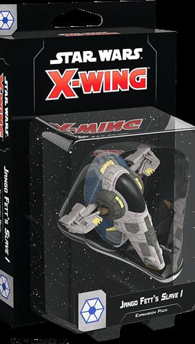 Star Wars X-wing 2.0 - Jengo Fett's Slave I