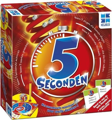 5 Seconden Spel (met junior kaarten)