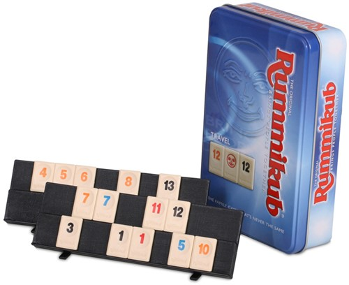 Rummikub Travel Tin Editie