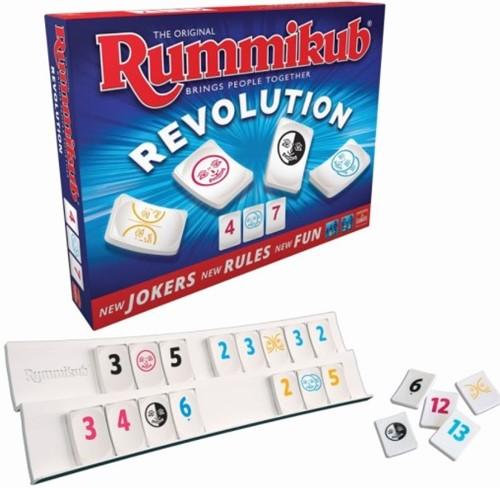 Rummikub Revolution