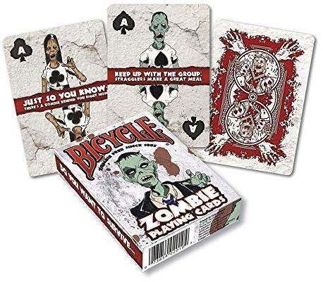 Bicycle Pokerkaarten - Zombie Deck