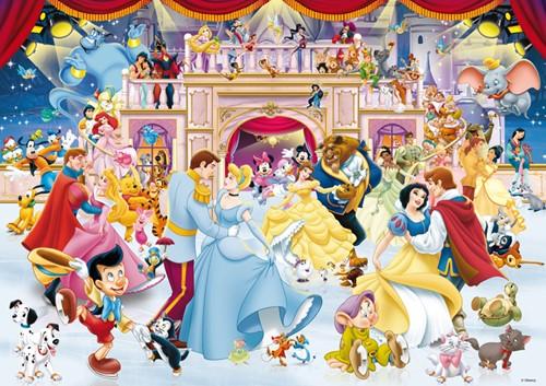 Disney Holiday on Ice Puzzel-2