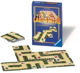 Labyrinthe Kaartspel