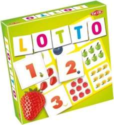 Lotto - Fruit & Nummers