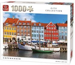 Copenhagen puzzel (1000 stukjes)