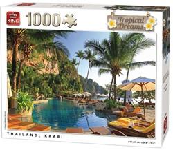 Thailand Krabi Puzzel (1000 stukjes)