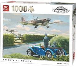 Tribute To No. 610 Puzzel (1000 stukjes)