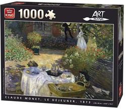 Claude Monet Puzzel (1000 stukjes)