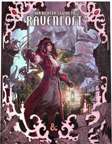 D&D 5.0 - Van Richten's Guide to Ravenloft Alternative