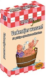 Quiz It Junior - Varkentje Wassen
