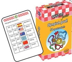 Quiz It Junior - Olympisch Goud