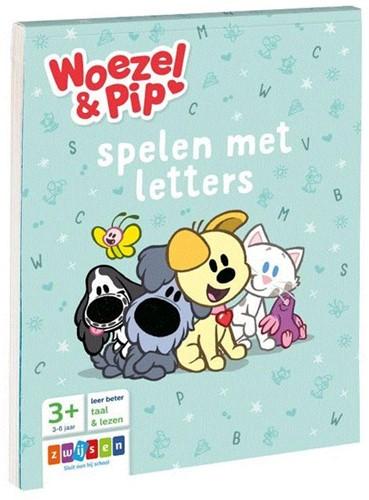 Woezel & Pip - Spelen met Letters