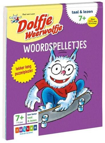 Dolfje Weerwolfje - Woordspelletjes