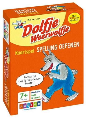 Dolfje Weerwolfje - Spelling Oefenen