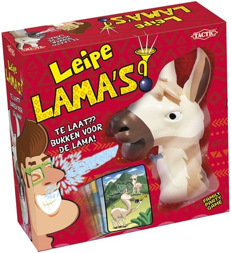 Leipe Lama's! - Party Game