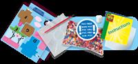 SES - Strijkkralen 3D Dieren-3