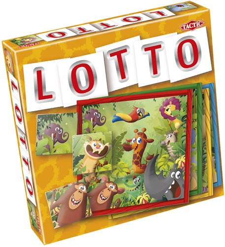 Jungle - Lotto