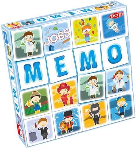Jobs - Memo